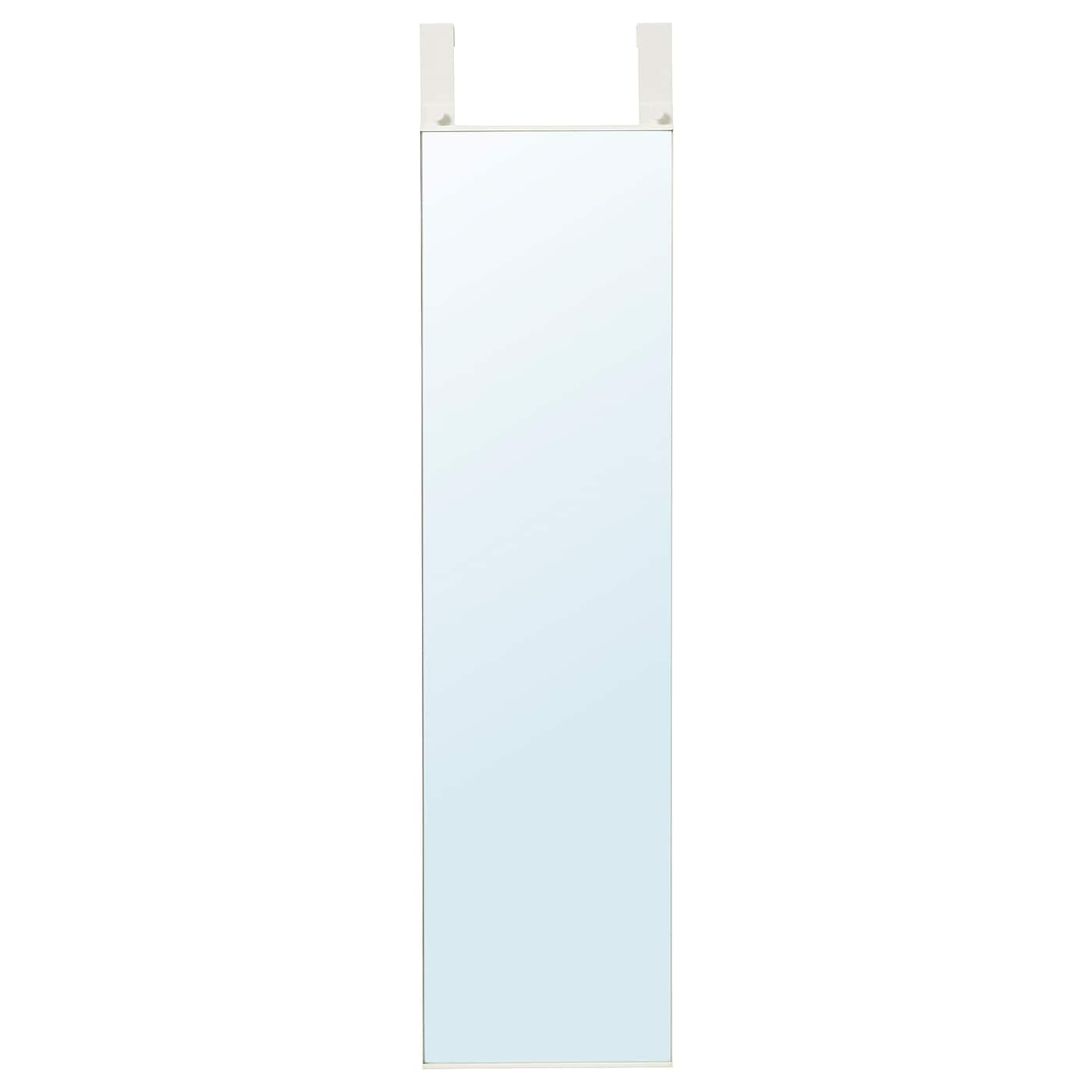 IKEA GARNES over-the-door mirror Out of wall space? Don't worry, this mirror hangs on your door.