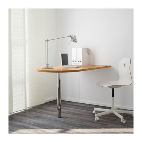 Ikea Aneboda Three Drawer Dresser ~ Leg, adjustable GERTON Chrome plated