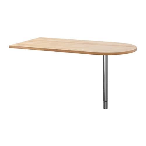 IKEA GERTON table Solid wood is a durable natural material.