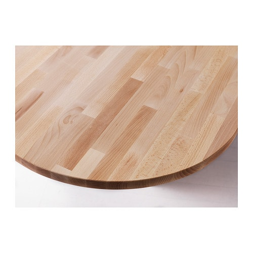 gerton table top beech 155x75 cm ikea. Black Bedroom Furniture Sets. Home Design Ideas