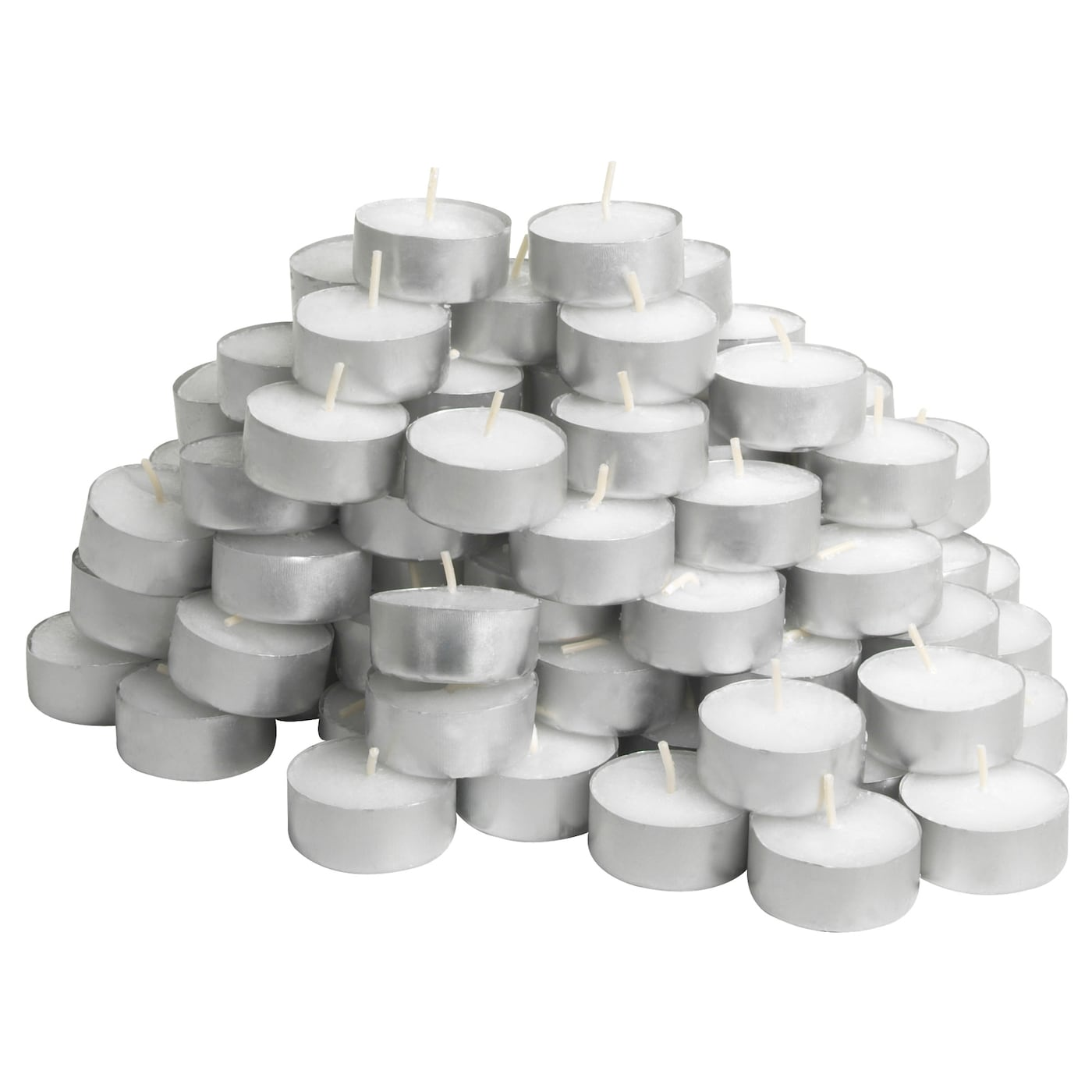 IKEA GLIMMA unscented tealight