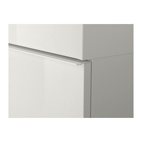 Ikea Galant File Cabinet Combination Lock ~ GODMORGON BRÅVIKEN Wash stand with 2 drawers High gloss white