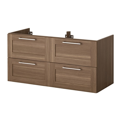 Ikea Dombas Wardrobe Measurements ~ IKEA GODMORGON wash stand with 4 drawers Smooth running and soft