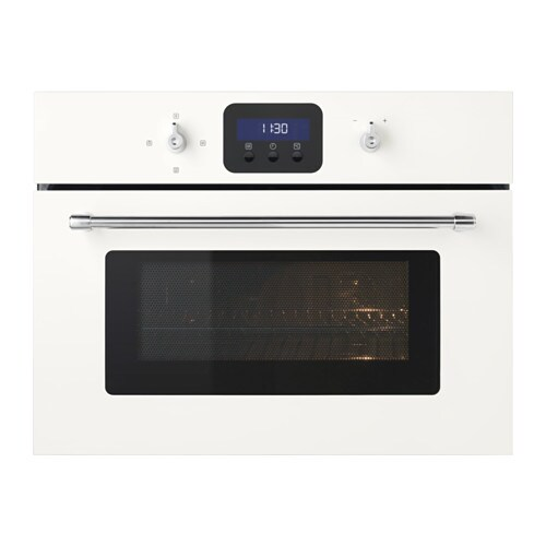 IKEA GRÄNSLÖS microwave oven 5 year guarantee. Read about the terms in the guarantee brochure.