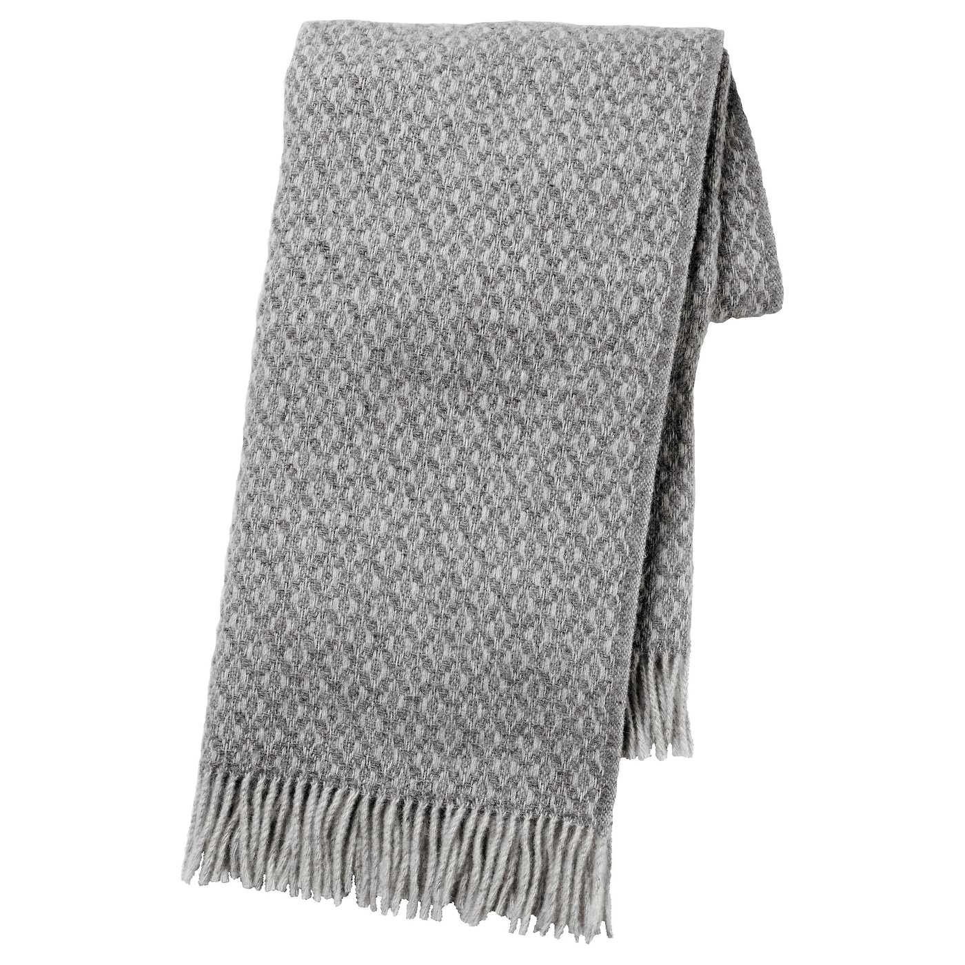 IKEA GRÅFIBBLA throw