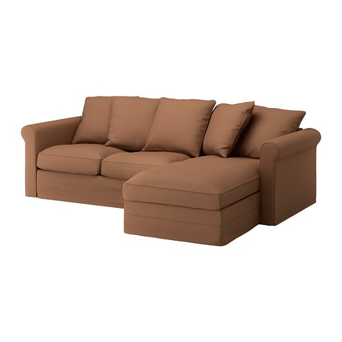 IKEA GRÖNLID 3 Seat Sofa The Cover Is Easy To Keep Clean Since It Is