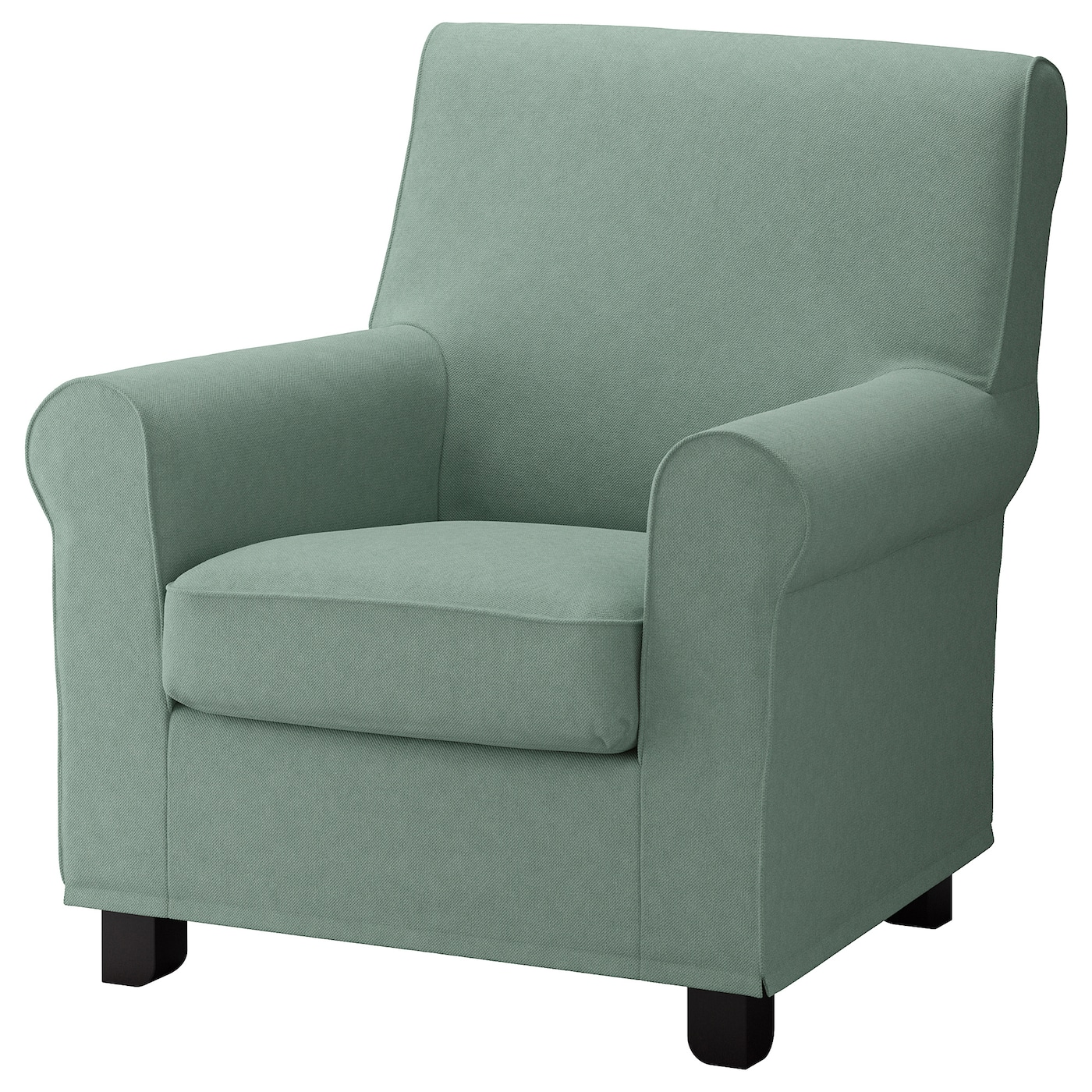 Ikea GrÖnlid Armchair The Cover Is Easy To Keep Clean Since It Removable And Machine