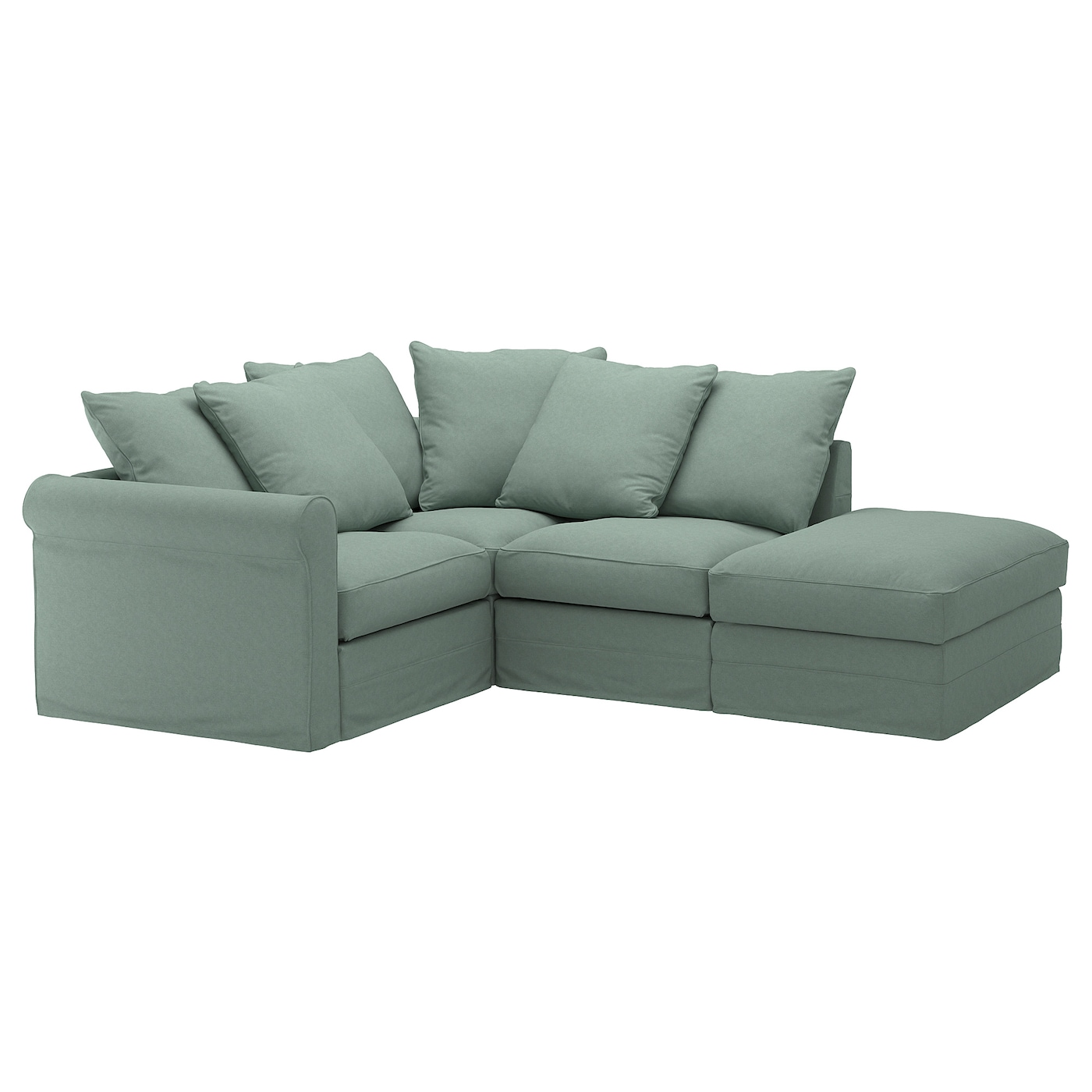 Attrayant IKEA GRÖNLID Corner Sofa, 3 Seat 10 Year Guarantee. Read About The Terms