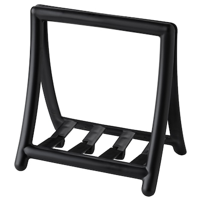 GREJA Napkin holder, black