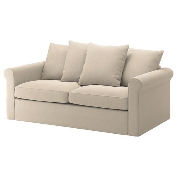Divani In Rattan Ikea.Gronlid 2 Seat Sofa Bed Sporda Natural Ikea