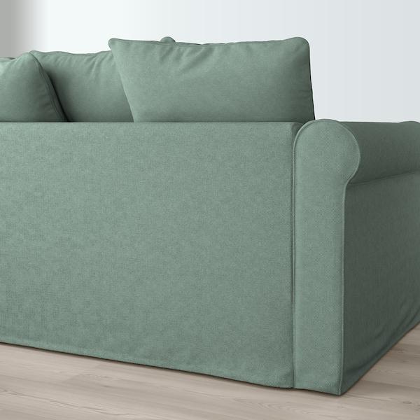 GRÖNLID 2-seat sofa, Tallmyra light green
