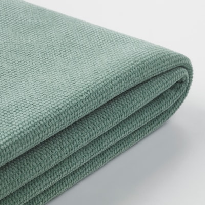 GRÖNLID cover for 3-seat sofa-bed Tallmyra light green