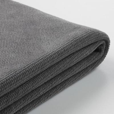 GRÖNLID cover for chaise longue section Tallmyra medium grey