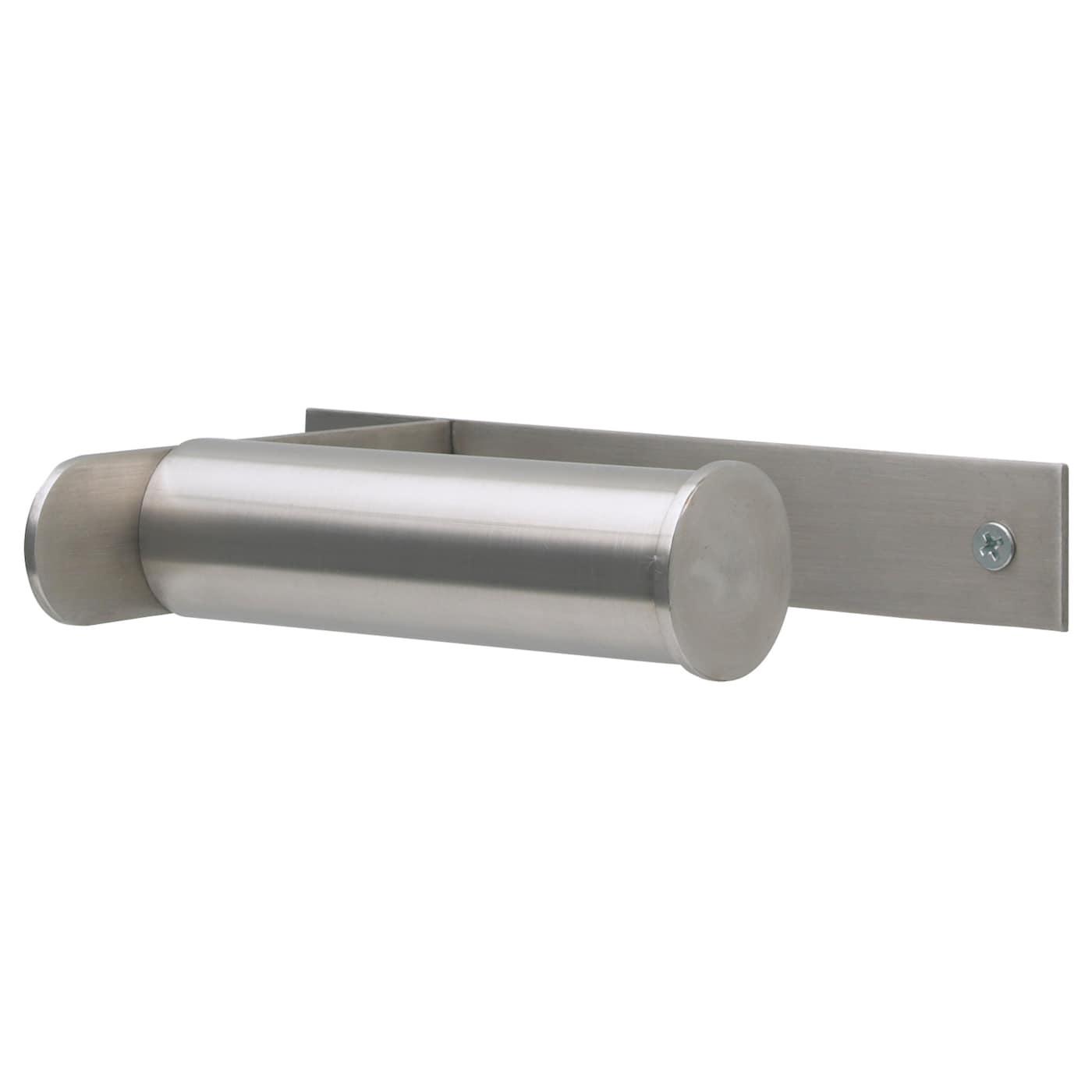 grundtal toilet roll holder stainless steel ikea. Black Bedroom Furniture Sets. Home Design Ideas