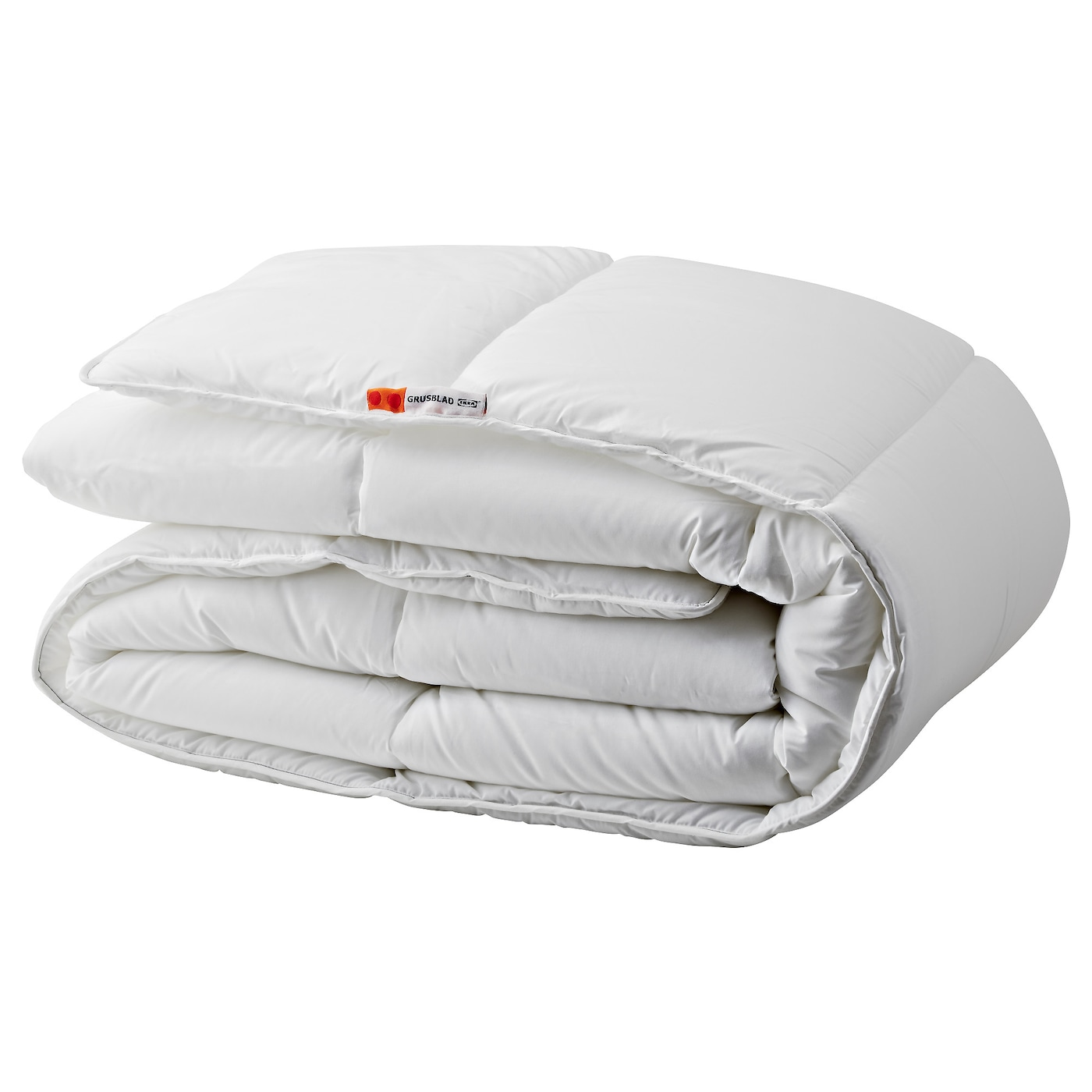IKEA GRUSBLAD duvet, 12 TOG A good choice if you need extra warmth while sleeping.