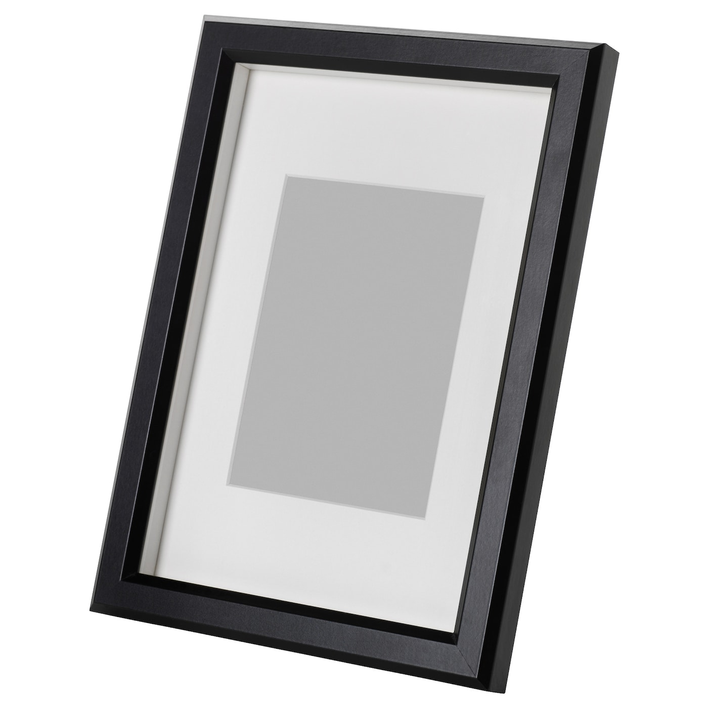 IKEA GUNNABO frame PH-neutral mount; will not discolour the picture.