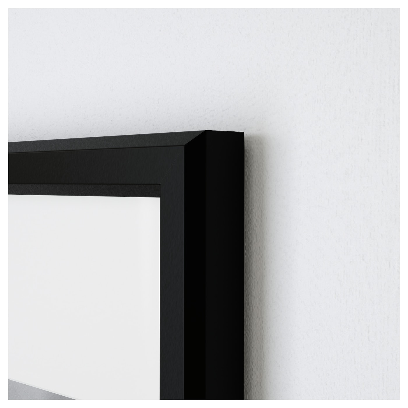 IKEA GUNNABO frame Can be hung horizontally or vertically to fit in the space available.