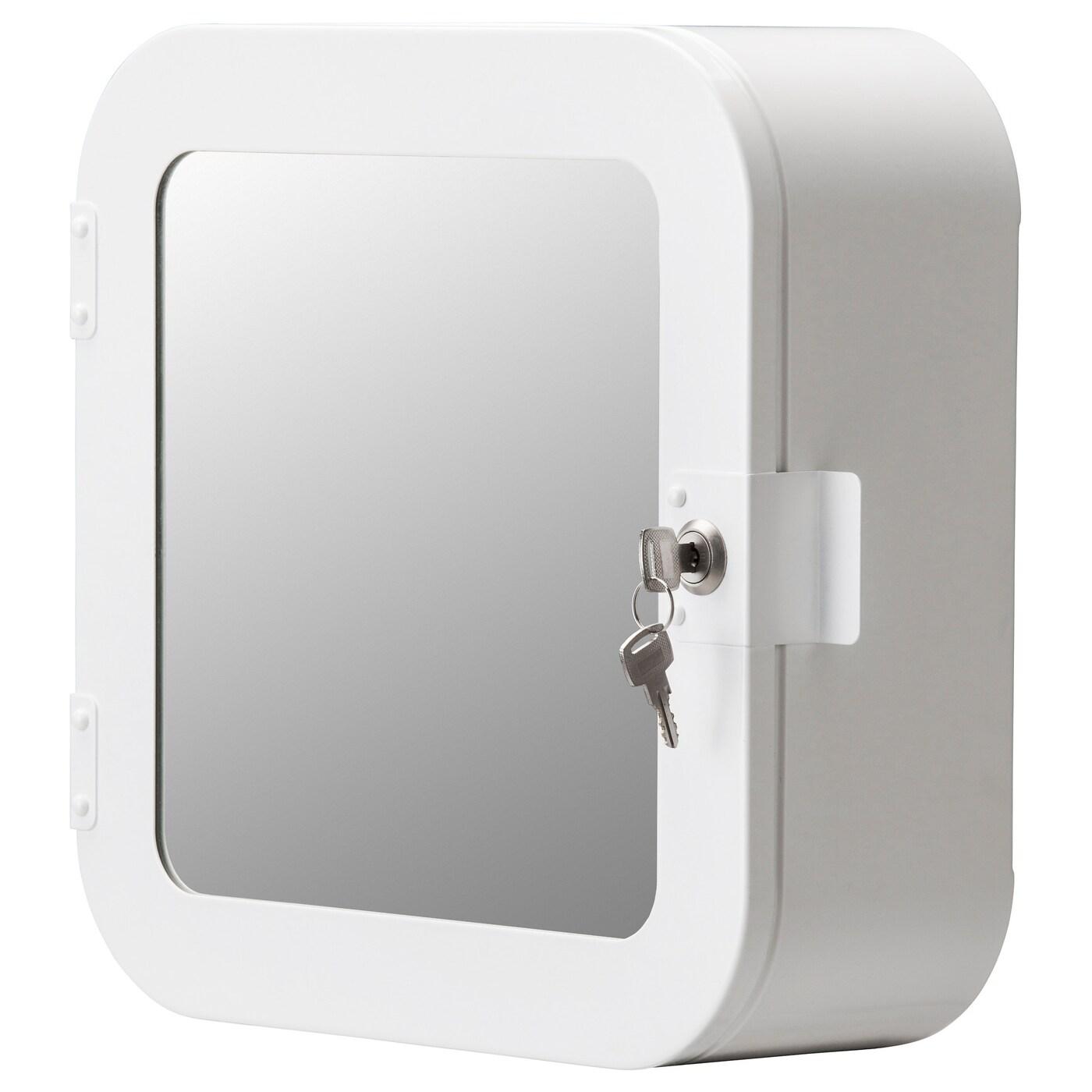 Bathroom wall cabinets ikea - Ikea Gunnern Lockable Cabinet Lockable An Extra Key Is Included