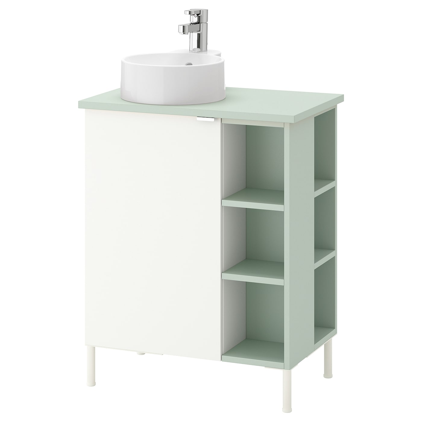 IKEA GUTVIKEN/LILLÅNGEN/VISKAN washbasin cab 1 door/2 end units