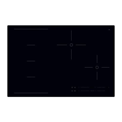 IKEA HÖGKLASSIG induction hob 5 year guarantee. Read about the terms in the guarantee brochure.