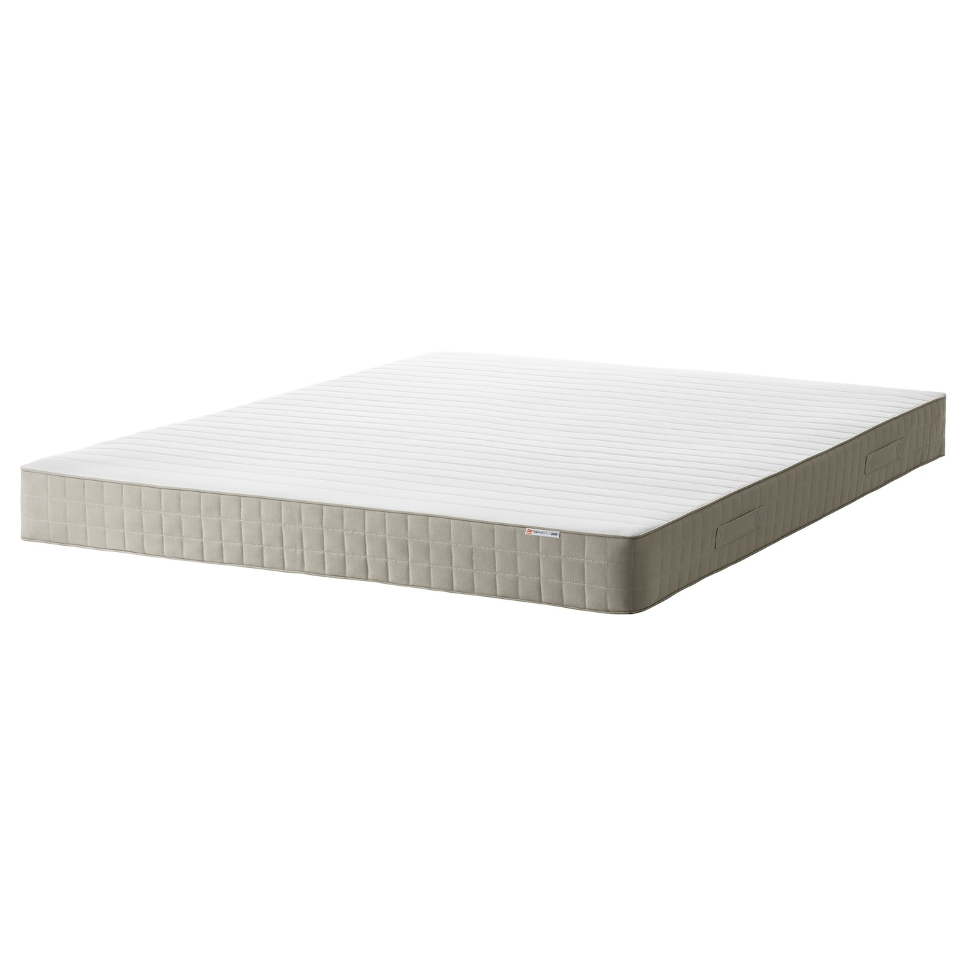 ikea hafslo sprung mattress designed to be used on one side only u2013 no need to
