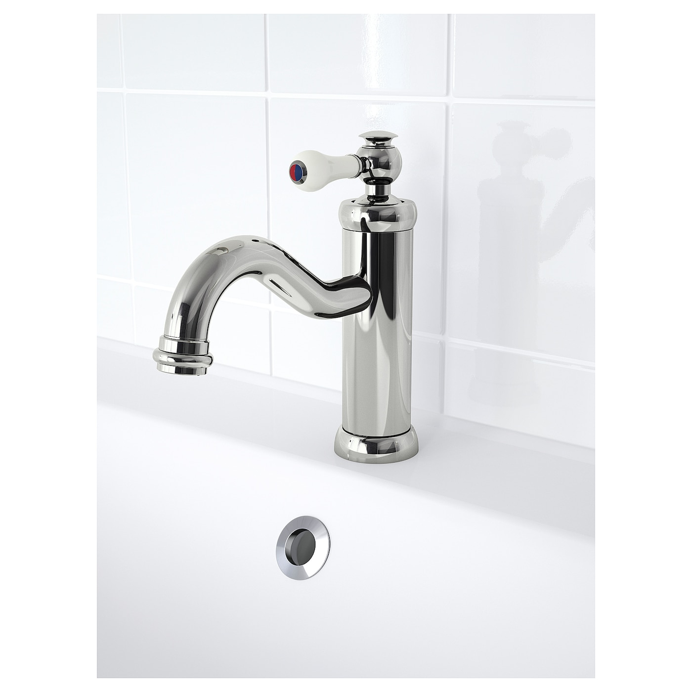 IKEA HAMNSKÄR wash-basin mixer tap with strainer