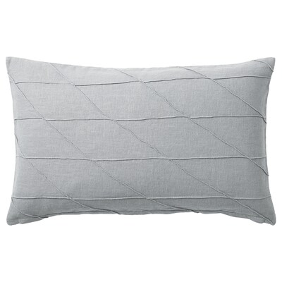 HARÖRT cushion grey 1310 /inch² 40 cm 65 cm 900 g 1310 g