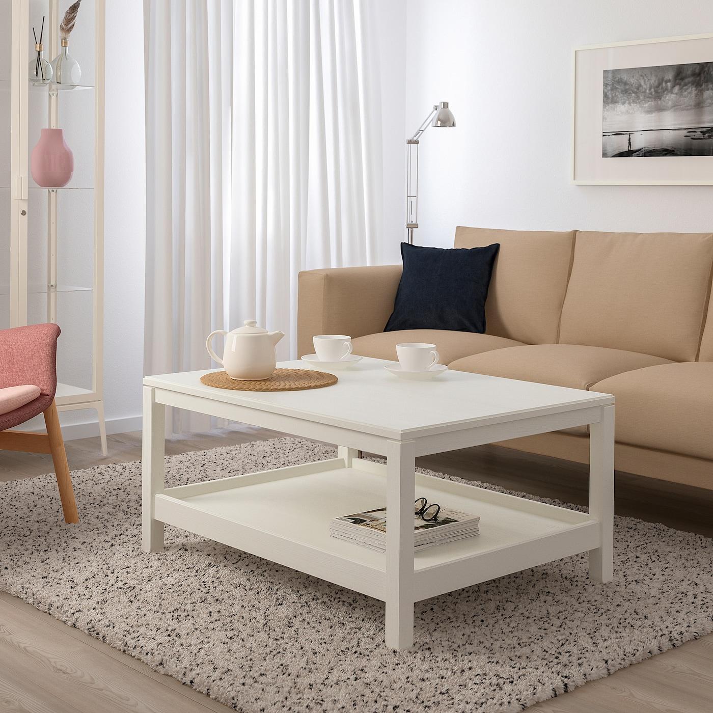 Havsta Coffee Table White 100x75 Cm Ikea Ireland [ 1400 x 1400 Pixel ]