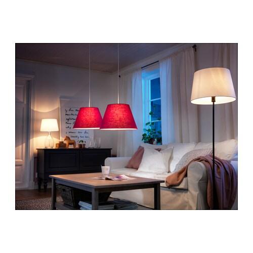 Freistehende Garderobe Ikea ~ Floor lamp base HEMMA Black