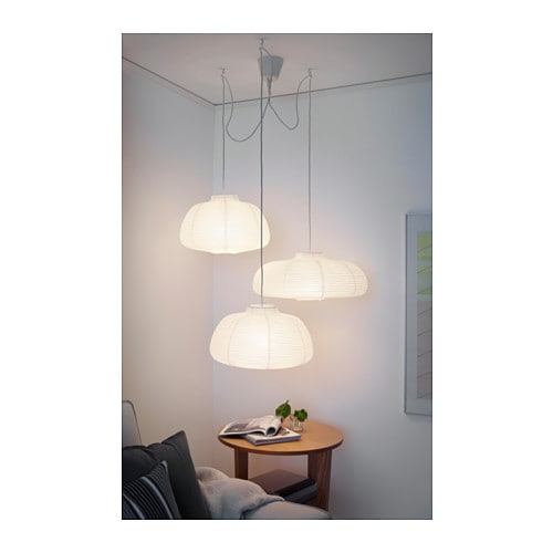 Hemma triple cord set 1 8 m ikea - Luminaire suspension ikea ...