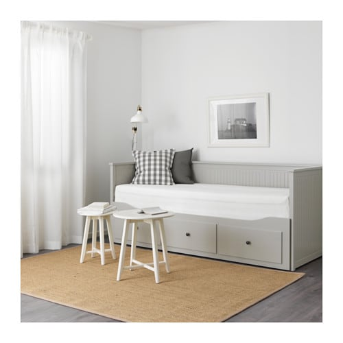 ikea hemnes under bed storage. Black Bedroom Furniture Sets. Home Design Ideas