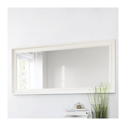 Hemnes mirror white 74x165 cm ikea - Specchio make up ikea ...