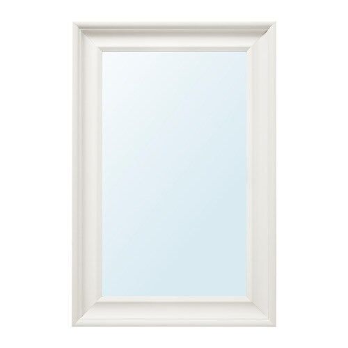 Hemnes Mirror White 60 X 90 Cm Ikea