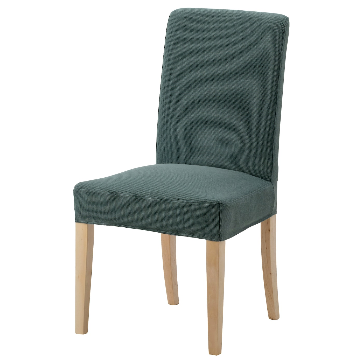 henriksdal chair birch finnsta turquoise ikea. Black Bedroom Furniture Sets. Home Design Ideas