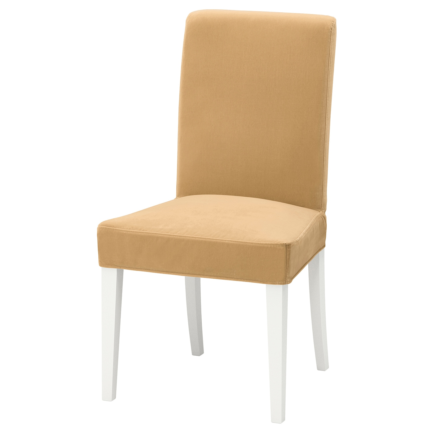 IKEA HENRIKSDAL chair The chair legs are made of solid wood, which is a durable natural material.