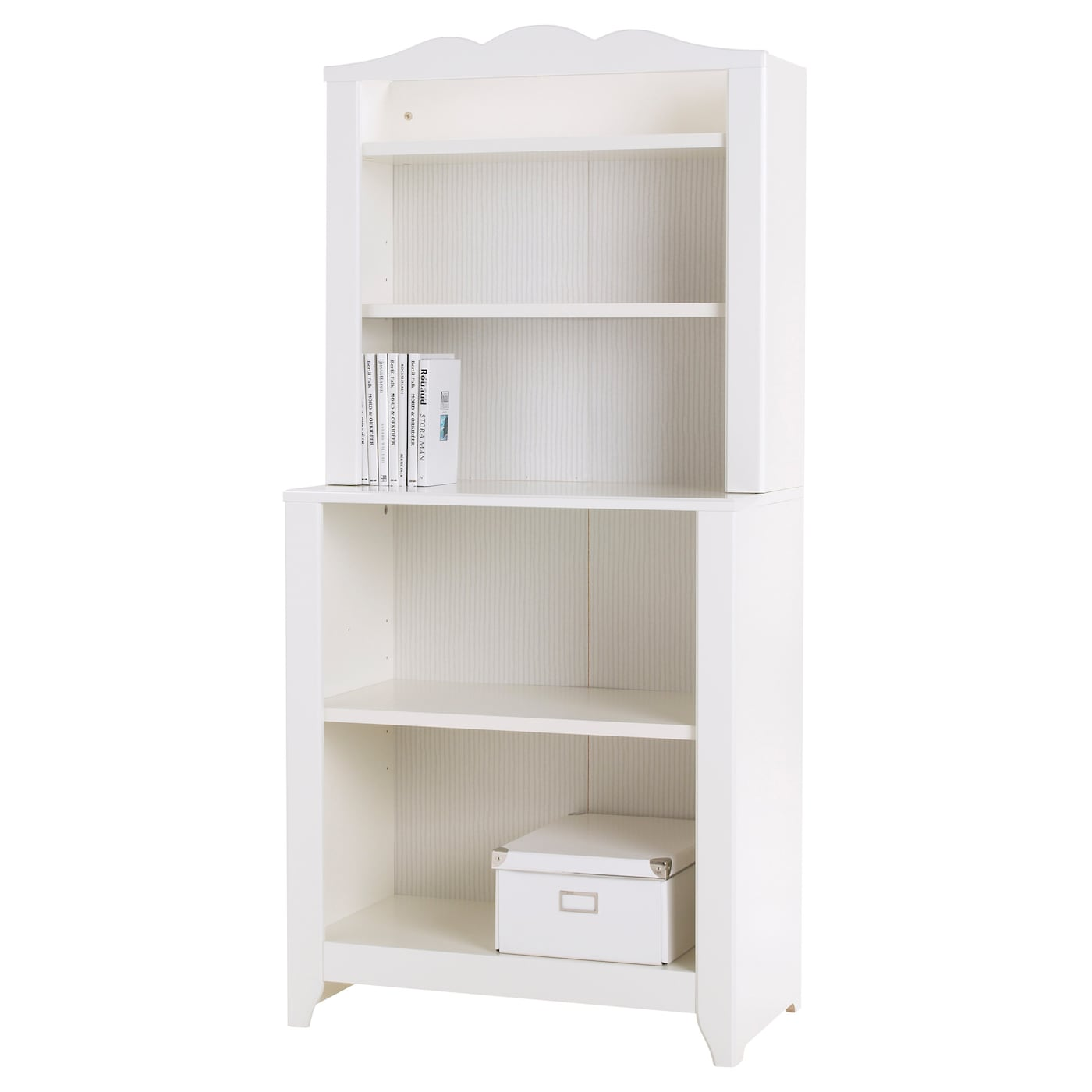 Kinderbett ikea hensvik  HENSVIK Cabinet with shelf unit White 75x161 cm - IKEA