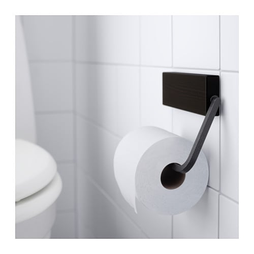 IKEA HJÄLMAREN toilet roll holder