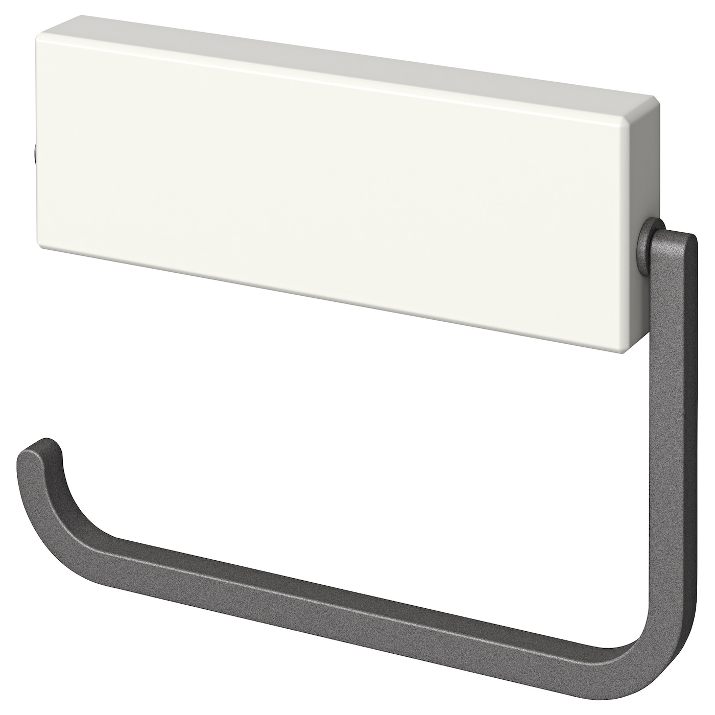 HJÄLMAREN Toilet roll holder White  IKEA -> Ikea Wandregal Hjälmaren
