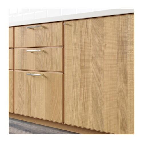 Hyttan Door Oak Veneer 60x120 Cm Ikea