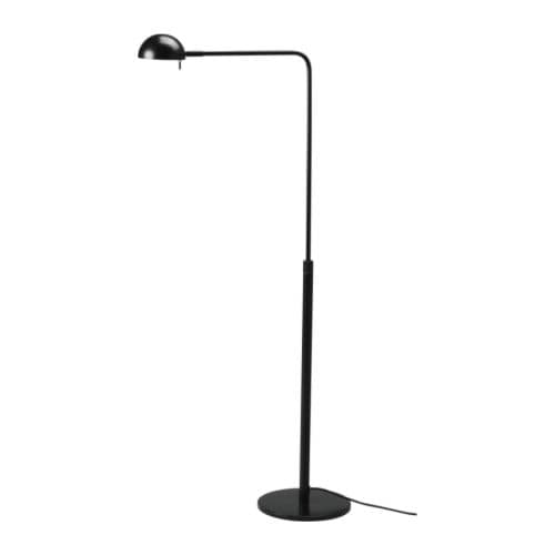 IKEA 365+ BRASA Floor/reading lamp IKEA Two different levels of light; easy to adjust the light intensity according to need.