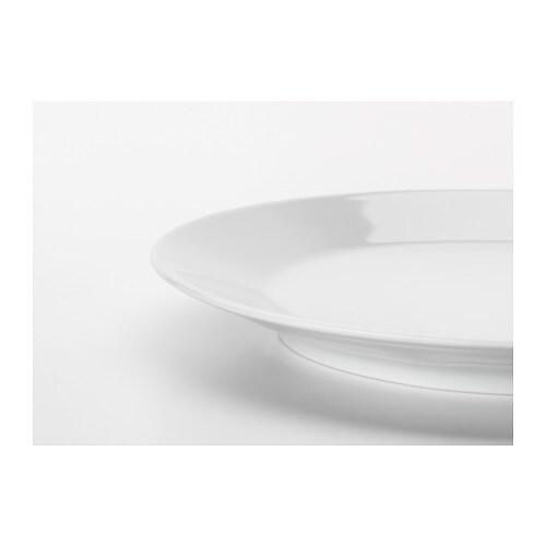 ikea 365 plate white 27 cm ikea. Black Bedroom Furniture Sets. Home Design Ideas