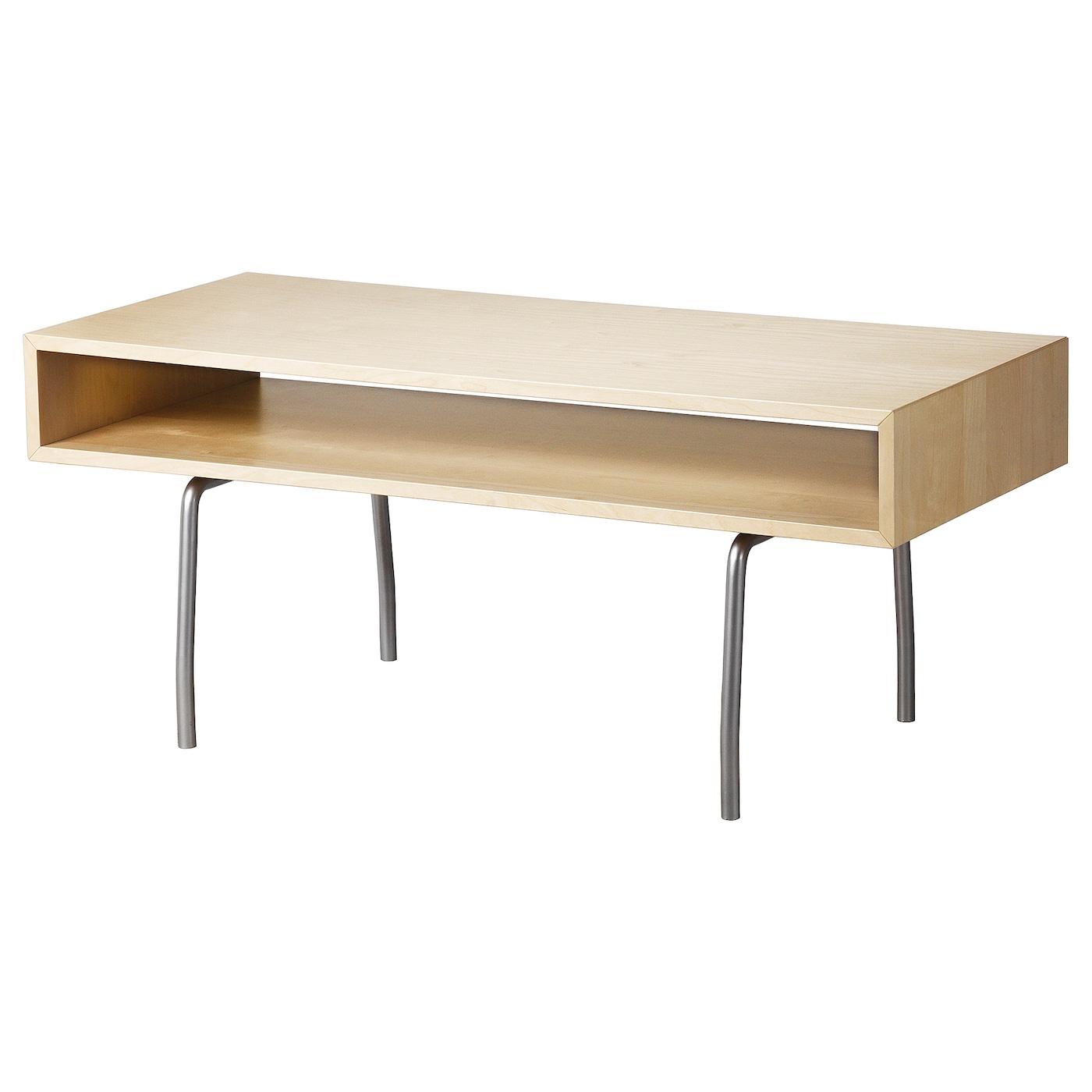 Couchtisch Coffeetable Hampton Weiss Rattan: Rattan & Wicker Chairs