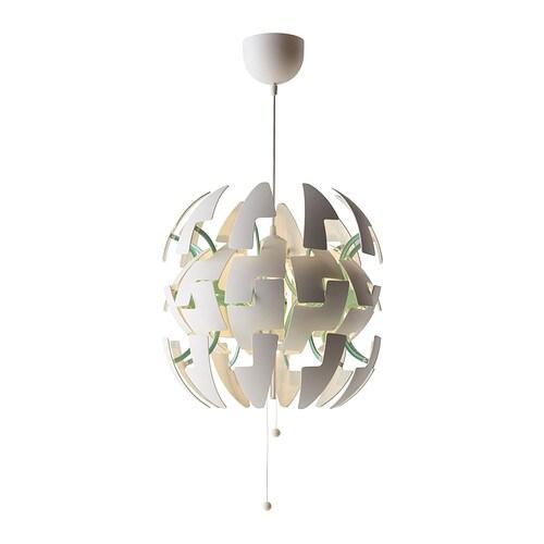 Ikea Ps 2014 Pendant Lamp White Turquoise Ikea