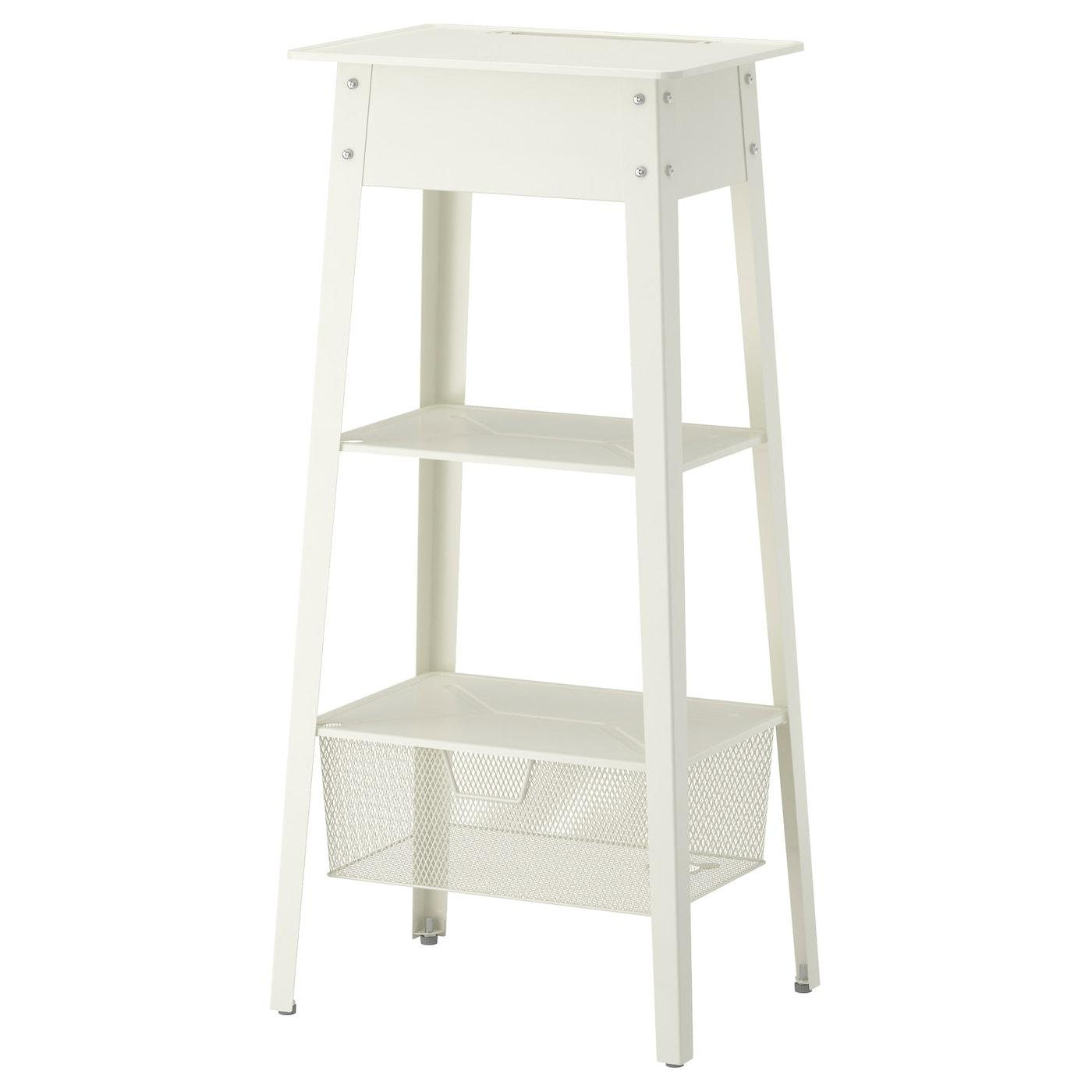 ikea ps 2014 standing laptop station white ikea. Black Bedroom Furniture Sets. Home Design Ideas