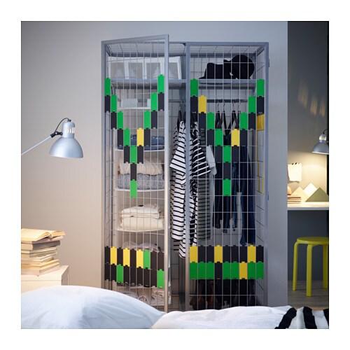 IKEA PS 2014 Wardrobe Silvercolour 101×187 cm  IKEA