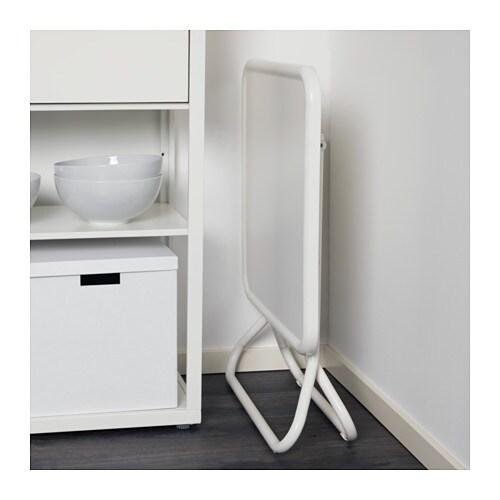 Ikea ps 2017 coffee table folding white ikea - Table basse polypropylene ...