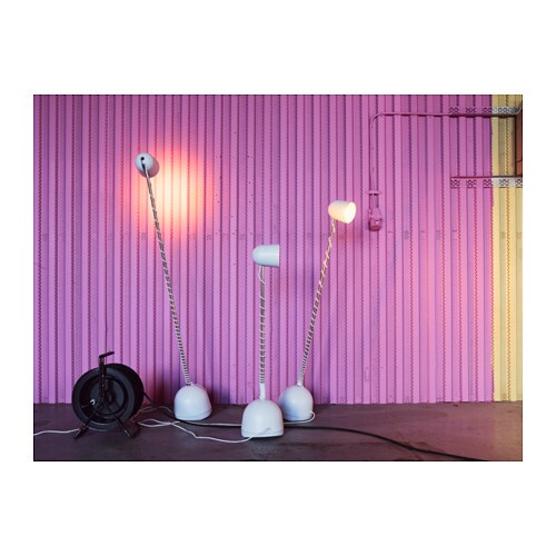 Penderie Ikea Portes Coulissantes ~ IKEA PS 2017 Floor lamp Dimmable white  IKEA