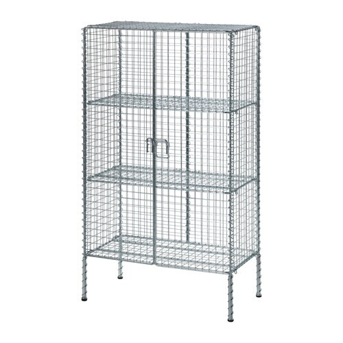 IKEA IKEA PS 2017 storage unit  Easy to assemble without tools or screws.