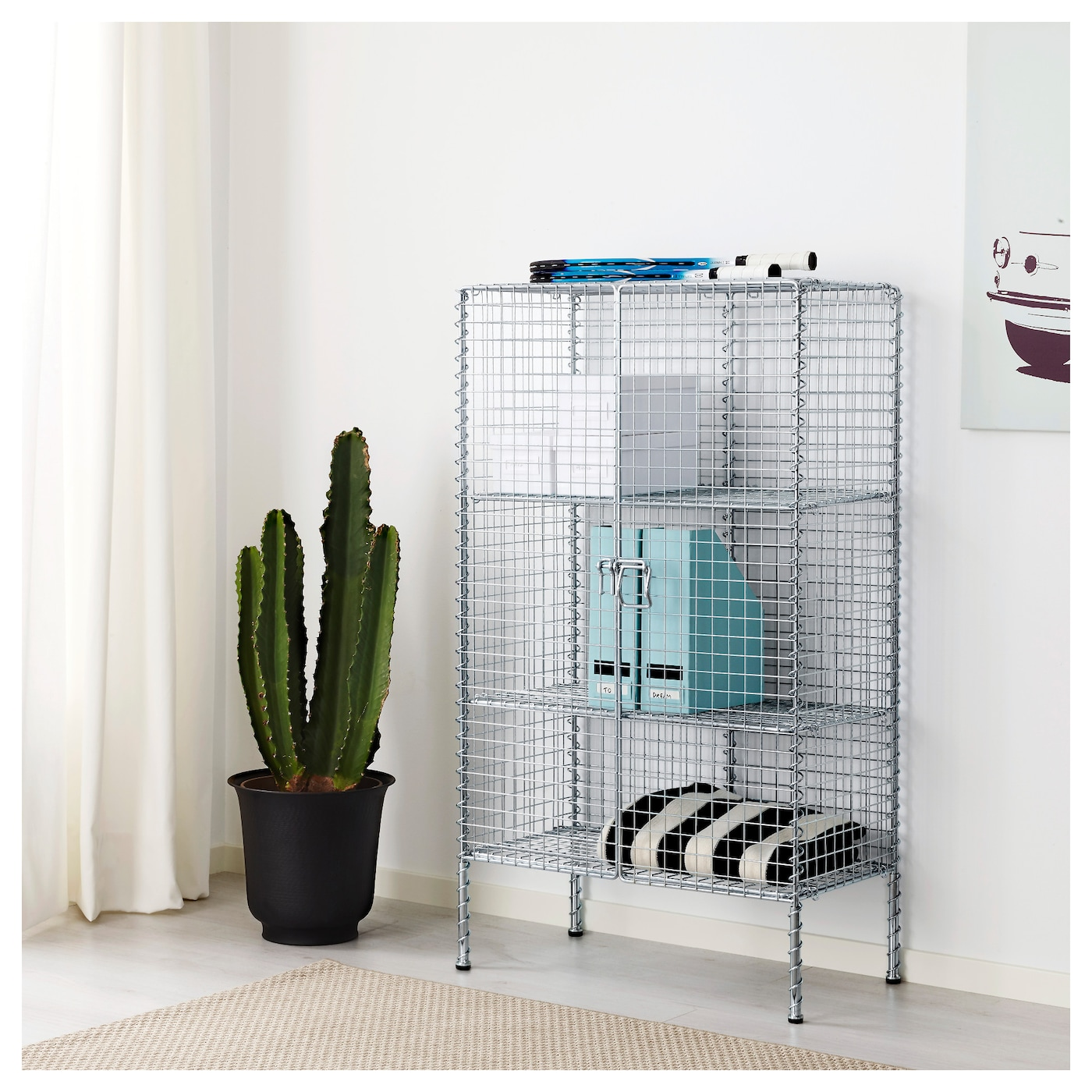 ikea ps 2017 storage unit 69x120 cm ikea. Black Bedroom Furniture Sets. Home Design Ideas