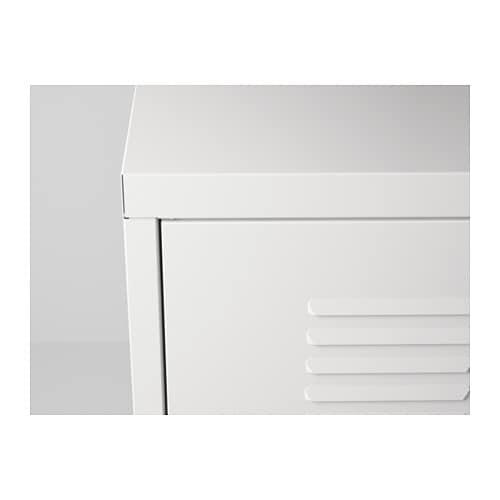 Ikea ps cabinet white 119x63 cm ikea - Mueble rojo ikea ...